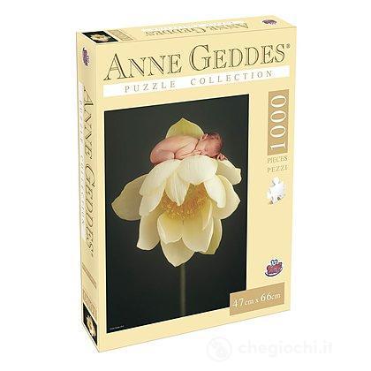 Puzzle Anna Geddes 1000 Pezzi, Flower