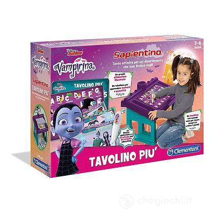 Tavolino Educativo Frozen.Tavolino Piu Vampirina 16111