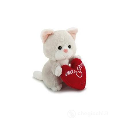 Trudino Gatto con cuore (51111)