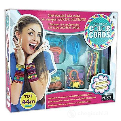 Creative Color Cords Set Crea Bracciali, Multicolore (111)
