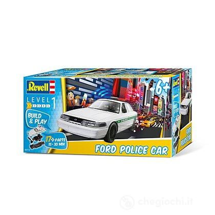 Ford Police Car