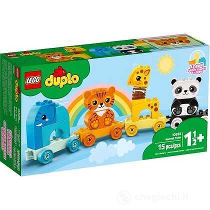 Il treno degli animali - Lego Duplo (10955)