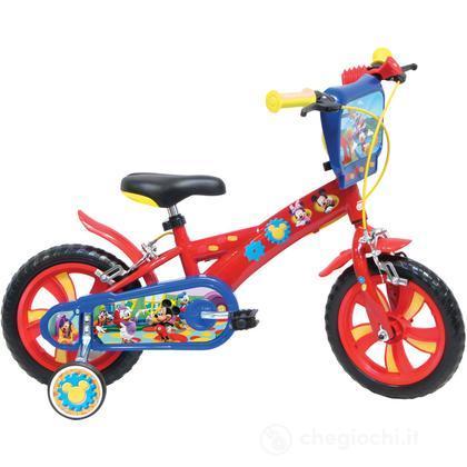 """Bicicletta Mickey Mouse 12"""" EVA (25112)"""