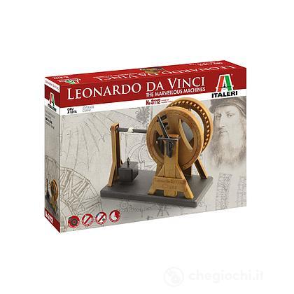 Gru a leva Leonardo Da Vinci (IT3112)