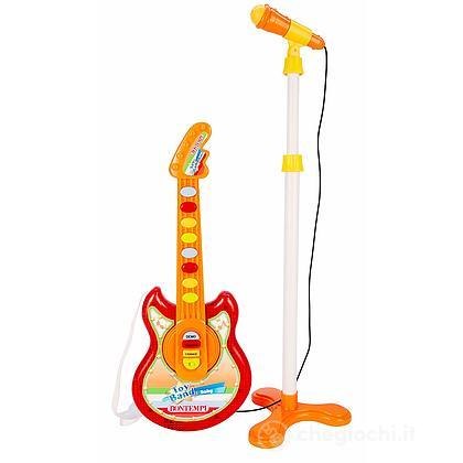 Chitarra Baby Rock con microfono (24 5025)