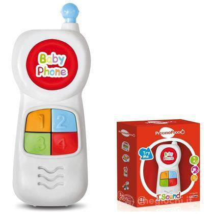 Telefono Baby con Suoni (PH12310)