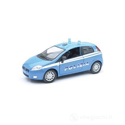 Auto Fiat G.Punto 1:24 Polizia 71113