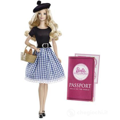 Barbie Dolls of the world - Francia (X8420)