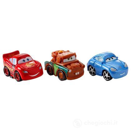 Veicoli Cars 2 micro drifters Cricchetto, Saetta, Sally (Y1126)