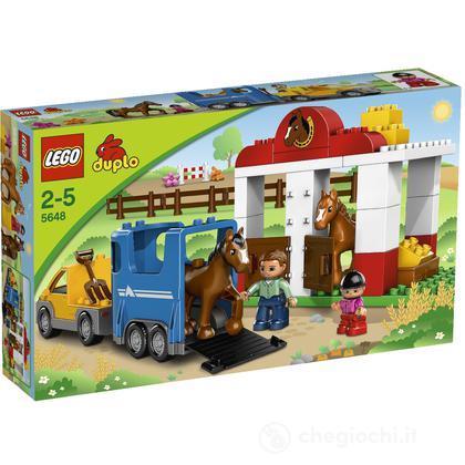 LEGO Duplo - Scuderia (5648)