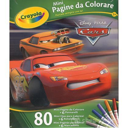 Mini pagine da colorare Cars