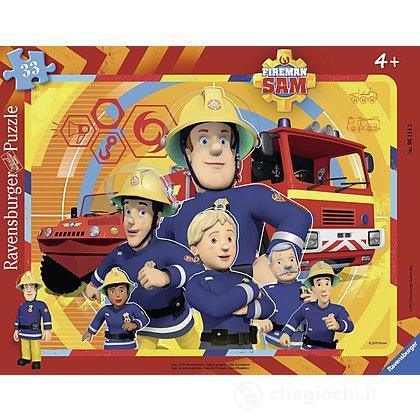 Sam Il Pompiere 06114 Puzzle Classici Ravensburger