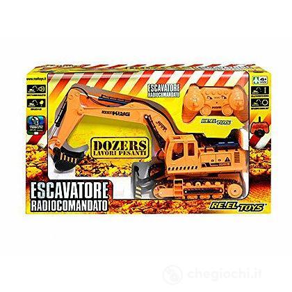 Radiocomando Escavatore Cingolato (2114)
