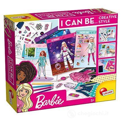 Barbie: Scuola Di Moda Le Carriere