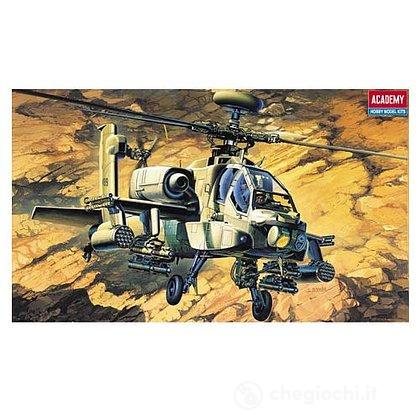 Elicottero AH-64A Apache 1/48 (AC12262)