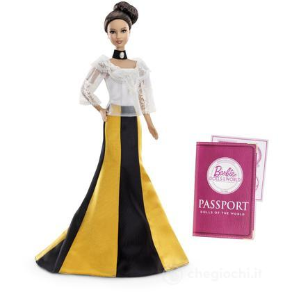 Barbie Dolls of the world - Filippine (X8423)