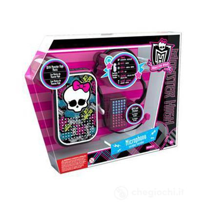 Monster High Microfono Fantaspaventoso
