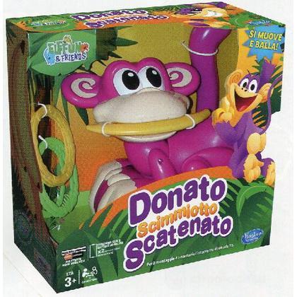 Donato Scatenato Scimmiotto Scimmiotto Donato Hasbro 9EH2IWD