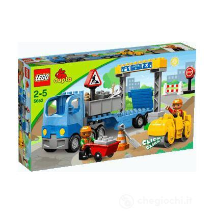 LEGO Duplo - Cantiere stradale (5652)