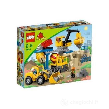 LEGO Duplo - Cava di pietra (5653)