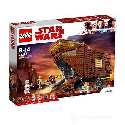 Sandcrawler - Lego Speciale Collezionisti (75220)
