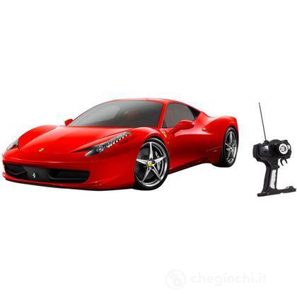 Ferrari 458 Italia Radiocomandato scala 1:14 (63118)