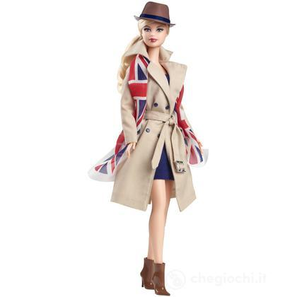 Barbie Dolls of the world - UK (X8426)