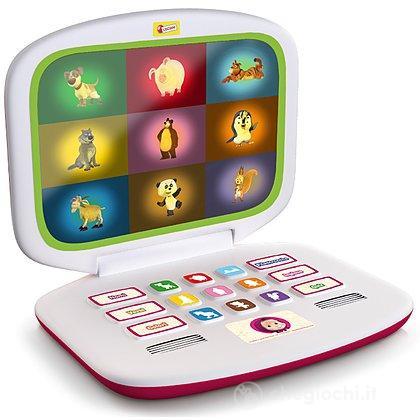 Masha e Orso Baby Laptop (51199)
