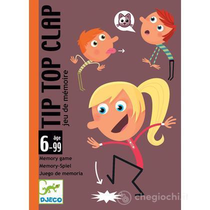 Top Top Clap - Gioco di carte (DJ05120)