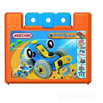 Mini Build & Play in valigetta