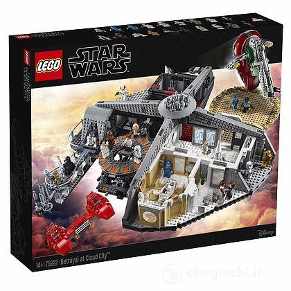 Tradimento a Cloud City - Lego Star Wars (75222)