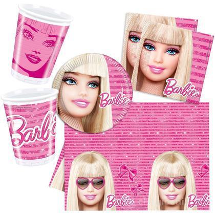 Kit festa barbie accessori per feste comogiochi for Accessori per barbie