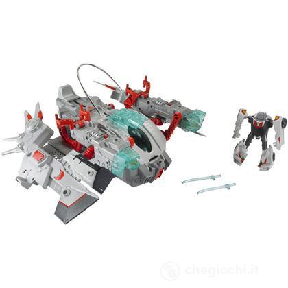 Star Hammer Veicolo Transformers Cyberverse + Wheeljack