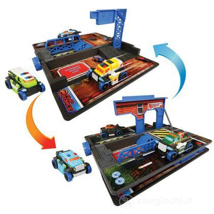Flip Force playset On patrol / Ready to roll