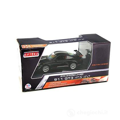 Radiocomando Porsche con luci 1:24 (37120)