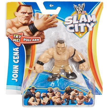 WWE John Cena - Personaggi cartoni animati (BHK30)