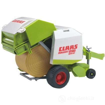 Claas imballatrice rotante per fieno (02121)