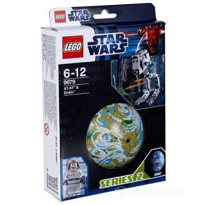 AT-ST & Endor - Lego Star Wars (9679)