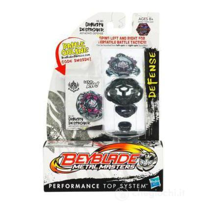 Beyblade Metal Masters - Gravity Destroyer BB-80 AD145 WD Defense (35560)