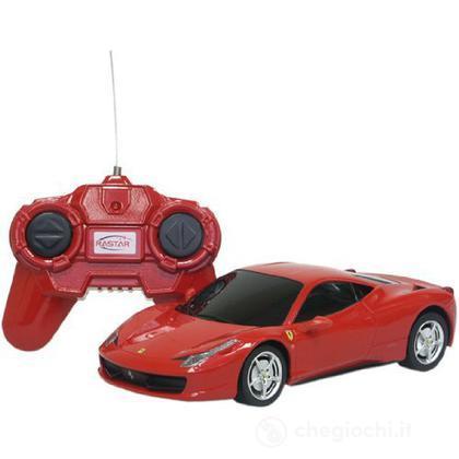 Ferrari 458 Italia Radiocomandato scala 1:24 (63121)