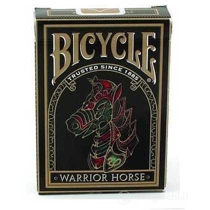 Carte Poker Bicycle Warrior Horse