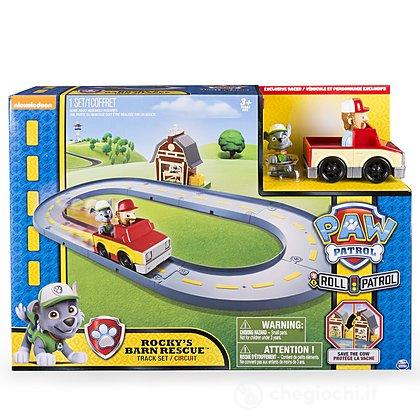 Paw Patrol On a Roll Playset pista (6028060)