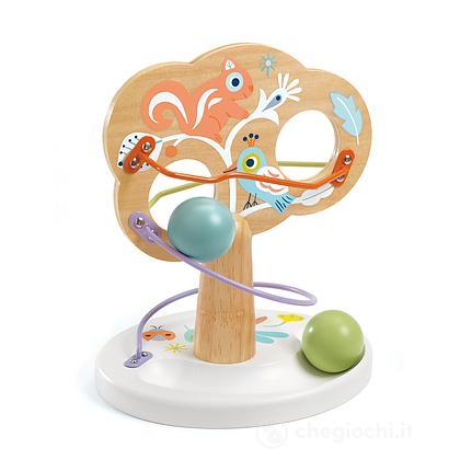 Baby Tree Gioco albero in legno (DJ06122)