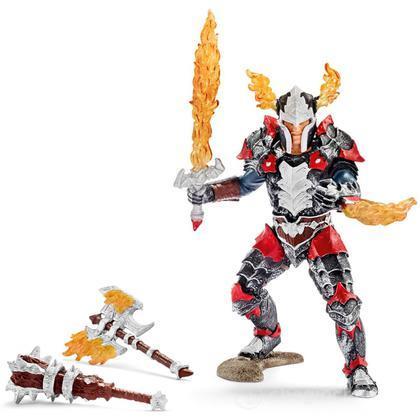 Cavaliere Drago Con Armi (70122)