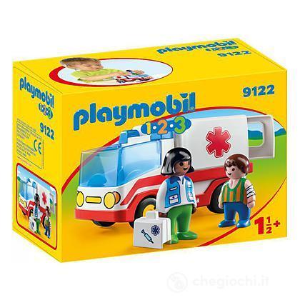 Ambulanza 1.2.3 (9122)