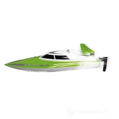 Barca Radiocomandata Tide Breaker verde