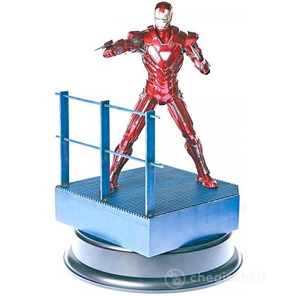 Action Hero Vignette - Iron Man 3 - Mark 33 Silver Centurion Armor (DR38123)