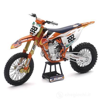 Moto Ktm Red Bull 1:10 (58123)