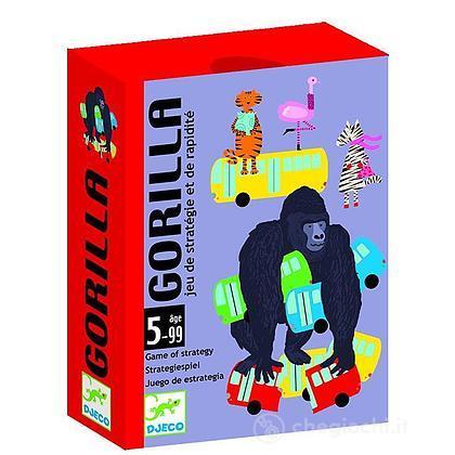 Gorilla - Gioco di carte (DJ05123)