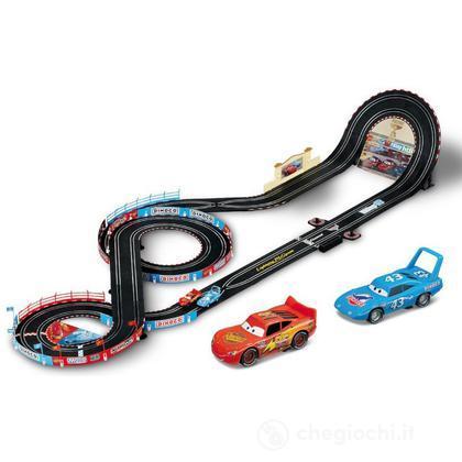 Pista Carrera GO!!! Disney Cars 6.3m